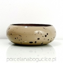Cottage Brown  Salaterka 16 cm. -  Organic (1094)