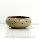 Cottage Brown  Salaterka 13 cm. -  Organic (1094)
